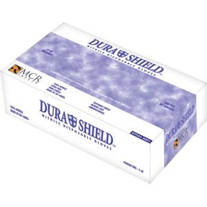LOG-B6001MMG Durashield Disposable Nitrile Gloves Medium